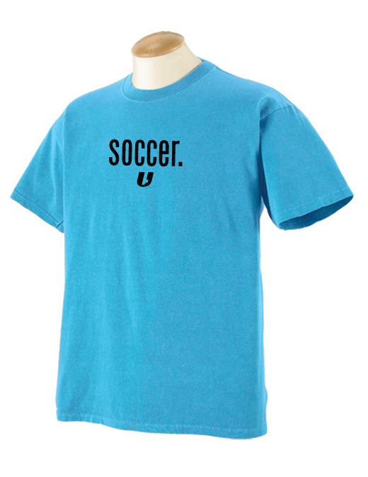 Soccer U1 Pigment Dyed T-shirt