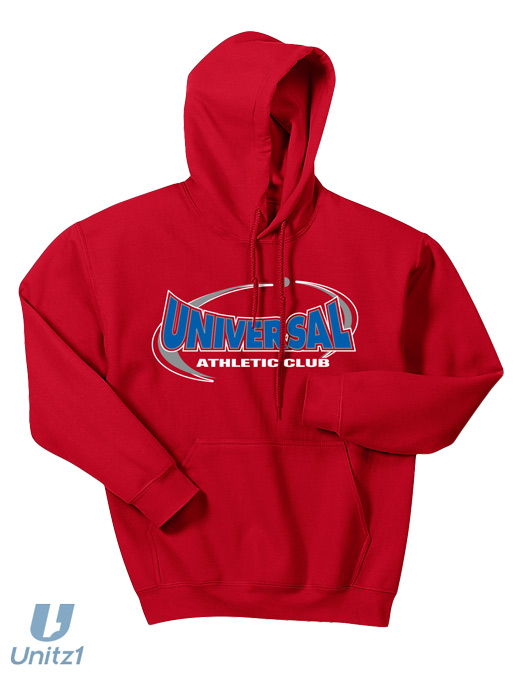 Universal Hooded Sweatshirt