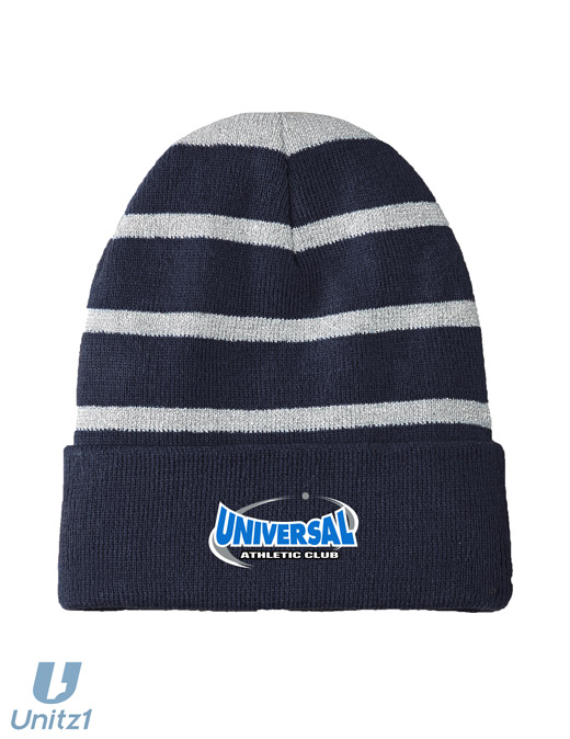 Universal Striped Beanie