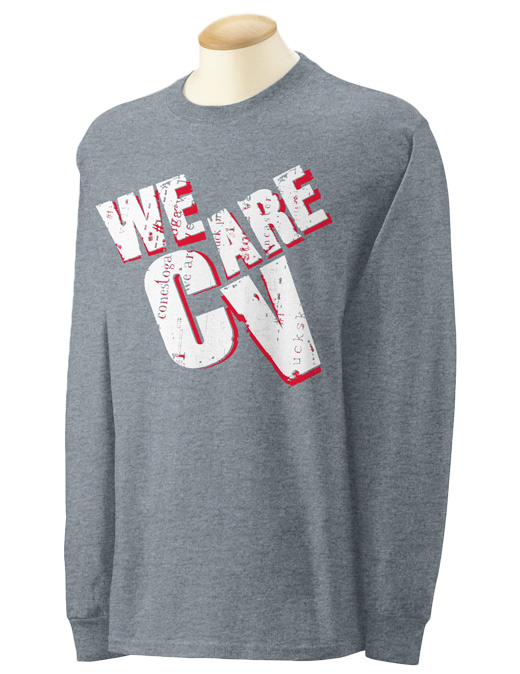 We Are CV Long Sleeve T-shirt